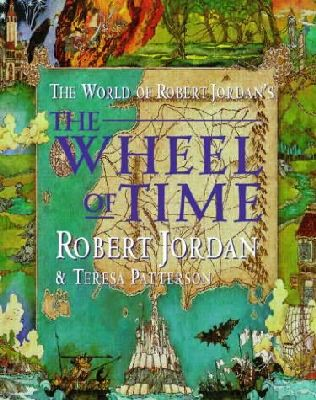Brad murgen jeff bumgardner the wheel of time reference the there was an alternate cover for this book featuring different elements of the map painting that could be found in the paperbacks gumiabroncs Choice Image